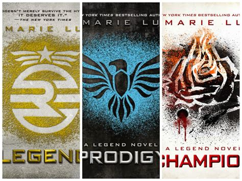 the legend trilogy lu series review in awe