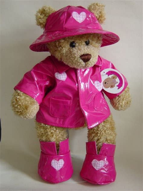 Teddy Wardrobe by Build A Fit Teddy Clothes For 14 16 Quot Teddies