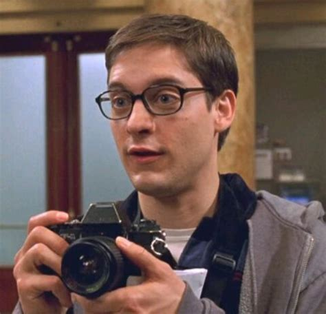 comic character accuracy #4: spider man (tobey maguire