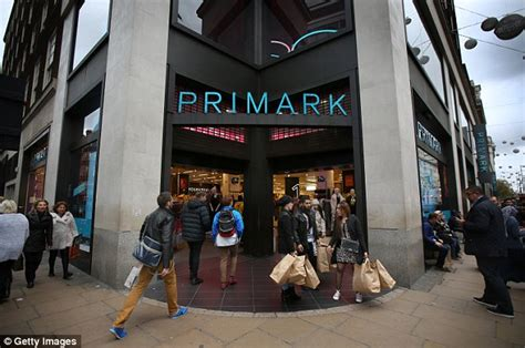 Primark To Hit Oxford by Primark Recalls Child As They Could Be Deadly