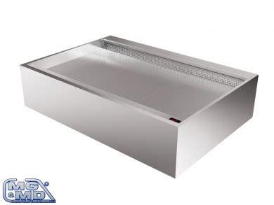 vasche in plexiglass vasche ad incasso refrigerate statiche o ventilate