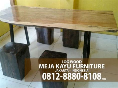 Meja Komputer Makassar 0812 888 08108 tsel jual furniture jati jepara