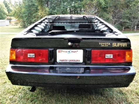 automotive air conditioning repair 1982 toyota celica engine control 1982 toyota celica supra gt l type original miles a must see garage kept covered