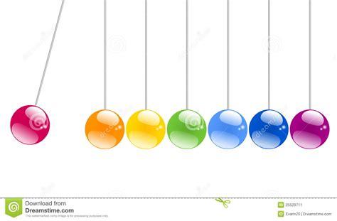 swinging testicles shiny swinging balls stock image image 25529711