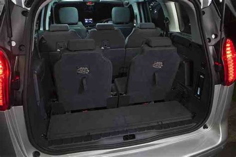 peugeot 5008 interior dimensions image gallery peugeot 5008 trunk