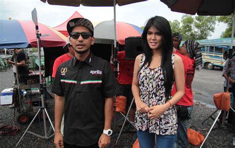 film malaysia awie zizans lover behind the scene bikers kental foto