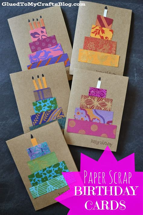 Papers For Card - 20 uses for paper scraps the paper