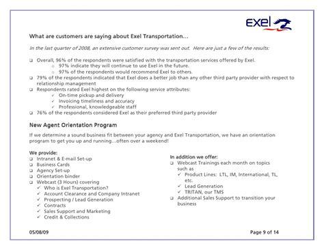 Transportation Sales Representative by Exel Transportation Sales Or Opportunity