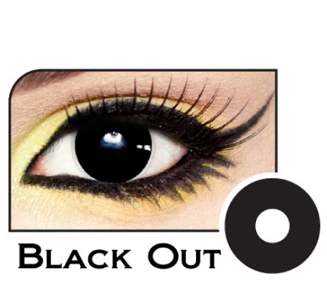 blackout contacts | www.pixshark.com images galleries