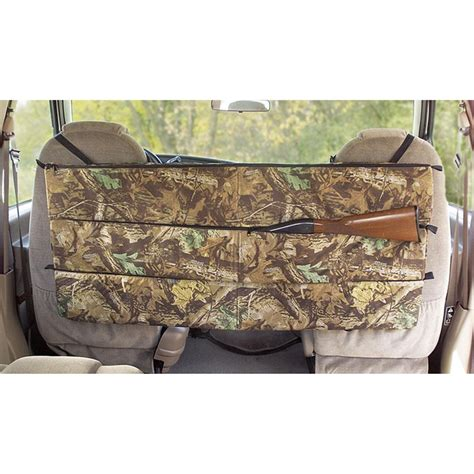 Seat Gun Rack by Seat Back Camo Gun 76304 Gun Fishing Racks At