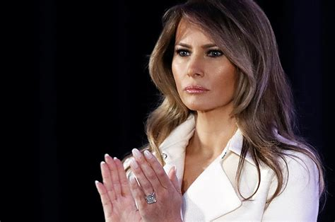 will melania trump actually speak up about online bullying
