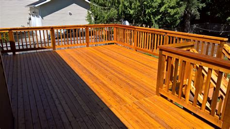 deck projects pnw construction  consulting