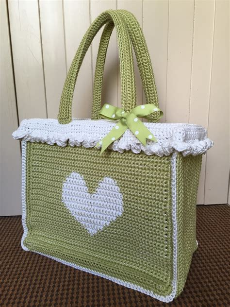 crochet pattern shopping tote 29 free crochet patterns for beginners lovecrochet blog