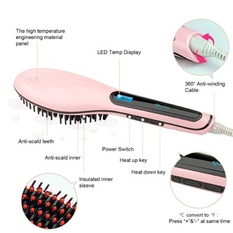 apalus brush best hair brush straightener reviews and sale prices for
