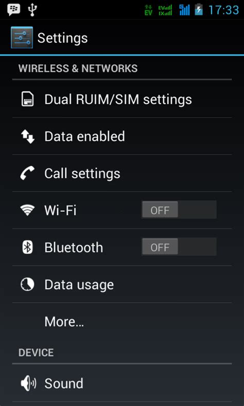 Usb Untuk Hp Android cara setting hp android menjadi hotspot dan modem usb
