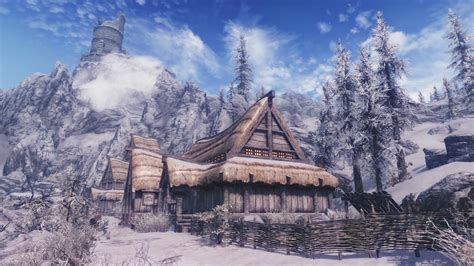 house in falkreath skyrim nexus mods and community