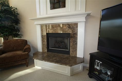 Fireplace With Granite Surround by Granite Fireplace Surround And Hearth Fireplaces