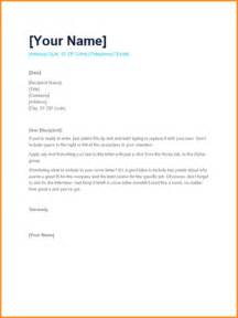 how to write a simple cover letter for a resume 7 simple cover letter for application basic