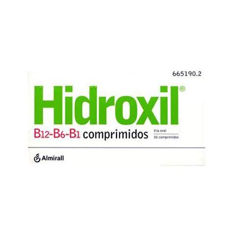 benexol b1 b6 b12 30 comprimidos hidroxil b12 b6 b1 30 comprimidos