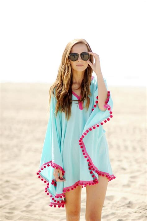 pattern beach cover up free diy beach coverups to make now