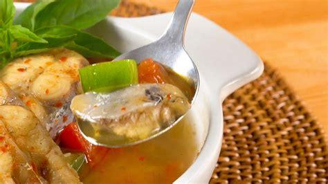 resep sop ikan asam bumbu rujak masak  hari