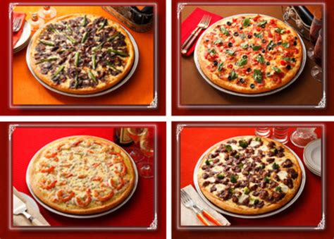 Domino Pizza Japan | the prestigious collection from domino s japan serious eats