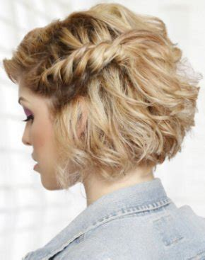 the prettiest prom hairstyles for short hair | hair for prom