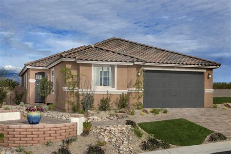Kb Homes Arizona by La Cima Esplendora Tucson Az Kb Home