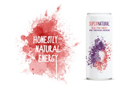 drink supernatural | super!natural all natural energy drink