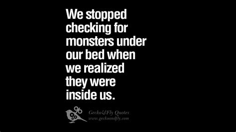 quotes about bed quotes about monsters under the bed quotesgram