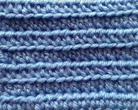 how to crochet knit stitch how to crochet stitch crochet and knit