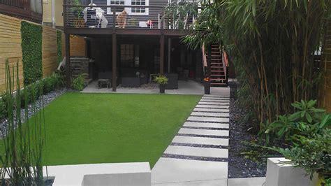 modern backyard landscaping atlanta landscaping photos