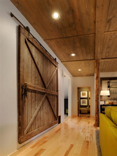 barn doors for homes interior zuniga interiors january 2011