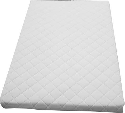 Foam Mattress For Travel Cot nurture deluxe foam baby travel cot mattress
