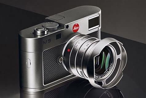 Kamera Leica M9 Titanium 12 of the world s most expensive gadgets and hi tech accessories the luxury hub