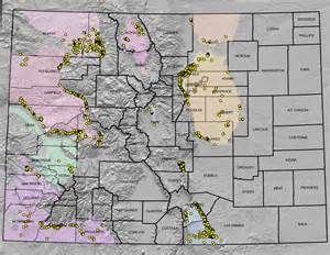 where is it found colorado geological survey