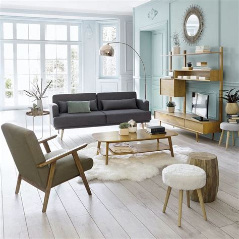 Déco Scandinave Moderne by Stunning Salon Moderne Scandinave Pictures Amazing House