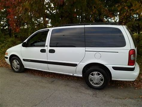 airbag deployment 2003 chevrolet venture seat position control find used 2003 chevrolet venture 4 doors 3rows seats 3 4liter 6cylinder w air highbidwins in