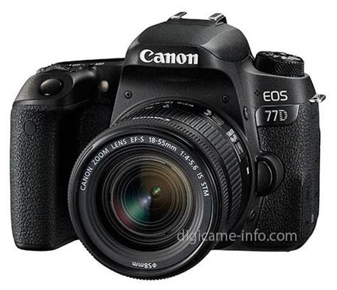 Canon Eos 77d Bo more canon eos 77d images leaked canonwatch