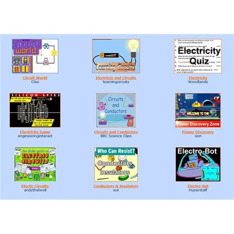 elementary lessons in electricity and magnetism classic reprint books four websites about electricity for practice and