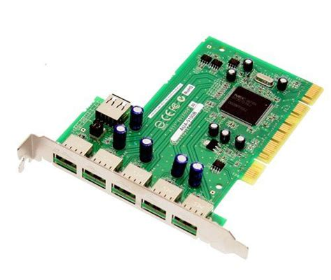 Usb Card usb 2 0 nec chip adaptec usb card pci 5 port