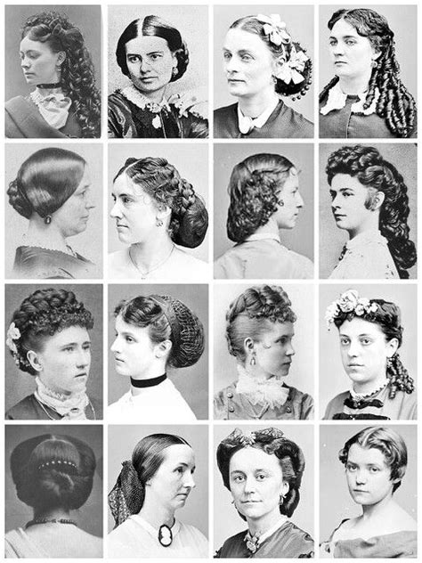 clothing and hair styles of the motown era victorian hairstyles 1859 1869 pinterest victorian