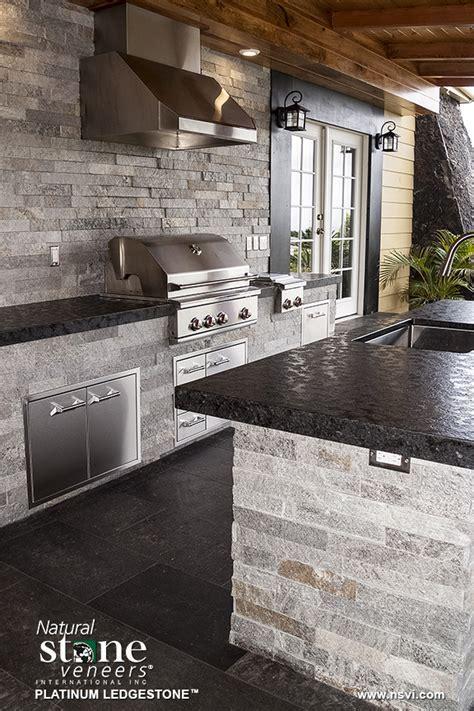 Platinum Ledgestone   Natural Stone Veneers Inc.