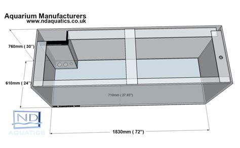 aquarium design glass thickness 72 quot x 30 quot x 24 quot marine glass tank aquarium manufacturers
