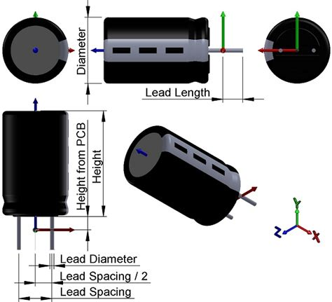 electrolytic capacitor orcad polarized capacitor orcad 28 images 1000uf 50v capacitor datasheet 28 images 2 pieces