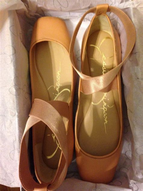 flats that look like ballet shoes flats made to look like pointe shoes i