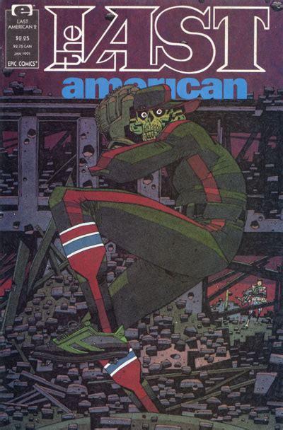The Last American Wiki Last American Vol 1 2 Marvel Database Fandom Powered By Wikia
