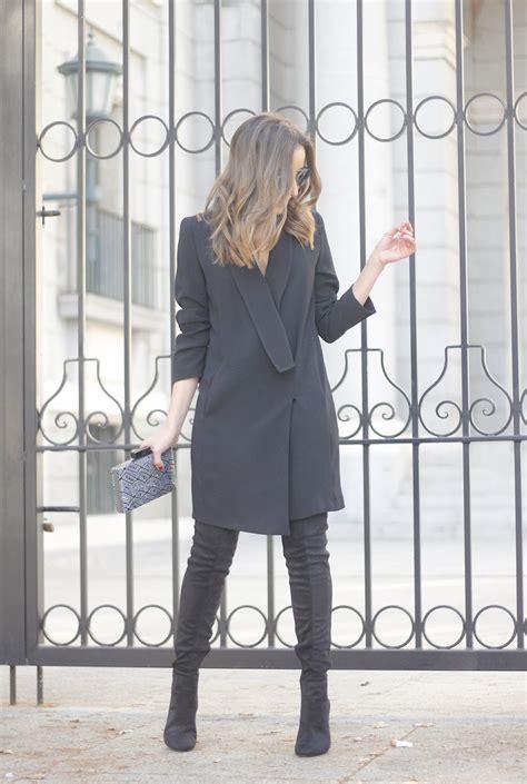 Dress Bulgary Black black tuxedo dress besugarandspice fashion