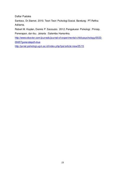 makalah metode penelitian dalam psikologi sosial