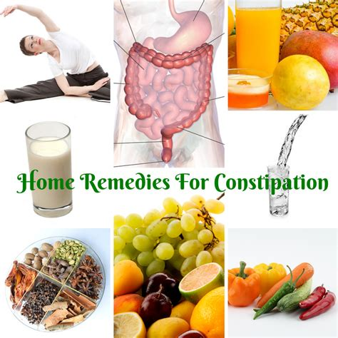 16 home remedies for constipation